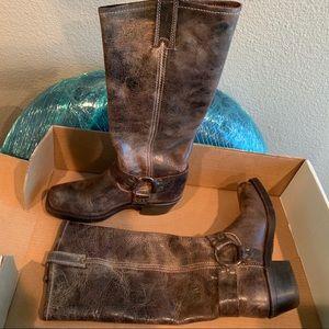 Frye Women's Harness 15R Boots